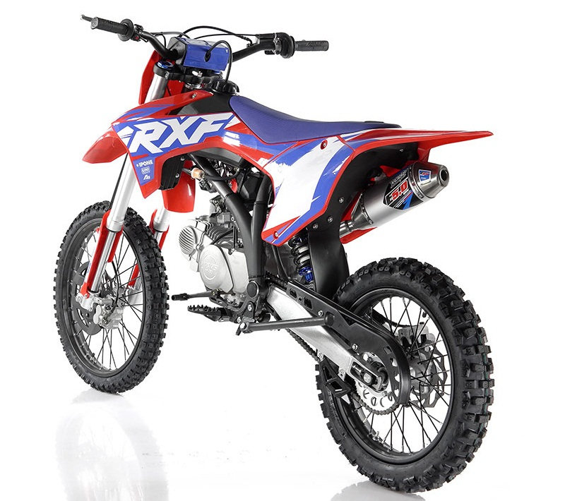 Apollo RXF 150 Dirt Bike