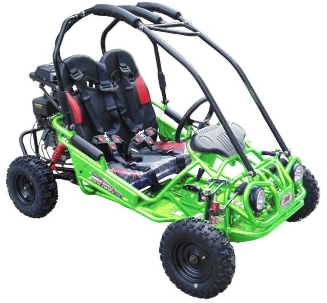 Trailmaster Mini XRX-R Go Kart