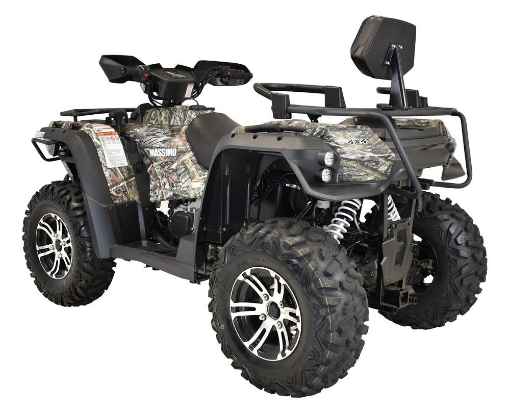 MASSIMO MSA 550 ATV