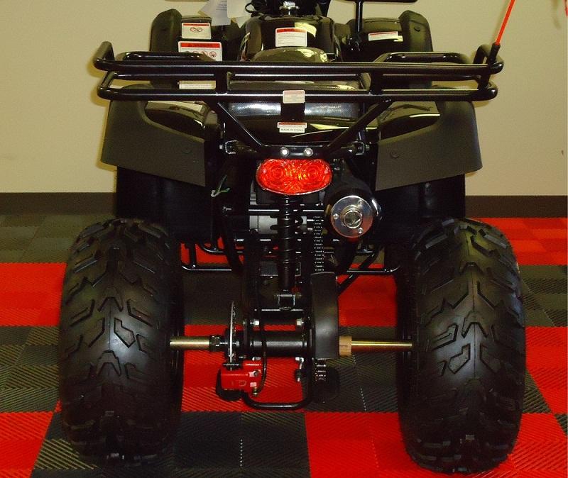 RPS NEW DESERT CRT-1 150cc ATV